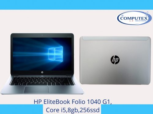 HP Refurbished EliteBook Folio 1040 G1